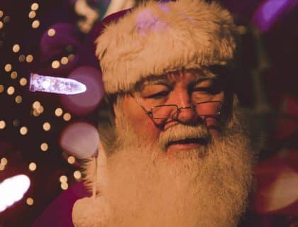 Should Santa Claus be a man, a woman, or genderless?