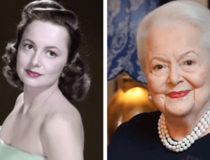 Olivia De Havilland turns 103 being the oldest living star from the movie 'Gone with the Wind'.